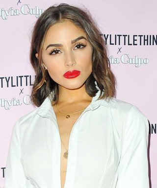 Olivia Culpo Wore a Skirt Over a Dress (and It Worked)