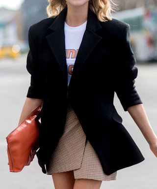3 Ways to Style a Miniskirt for Fall