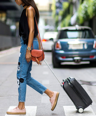 7 Chic and Functional Hardcase Carry-Ons