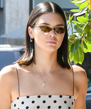 Kendall Jenner Is out There Wearing Dad Sneakers