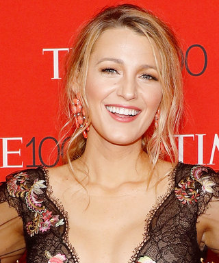 The Birthday Suit Blake Lively Wore to Celebrate Her 30th