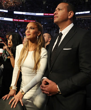 J-Rod and More Bring the Chic to the Mayweather-McGregor Fight