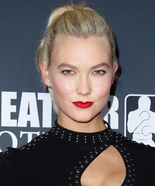 Daily Beauty Buzz: Karlie Kloss's Tousled Ponytail