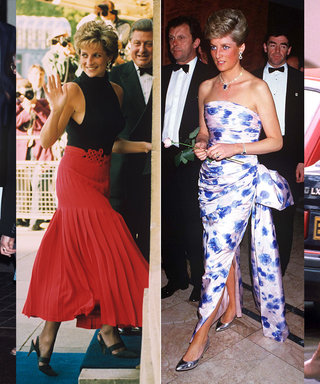 The Looks That Made Princess Diana A Style Icon