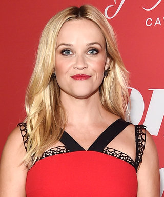Reese Witherspoon in This Dress Is the Ultimate Lady in Red
