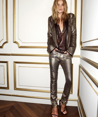 Rosie Huntington-Whiteley and PAIGE Team Up Again to Bring You Your Dream Fall Wardrobe