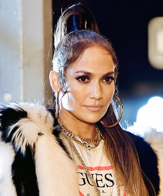 J.Lo Wore a Bathrobe to One of the Dirtiest Places Ever