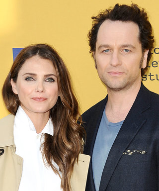 Keri Russell and Matthew Rhys Engage in Some Serious PDA