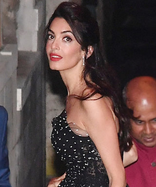 See Amal Clooney Turn Date Night Into a Fashion Show