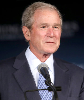 This Unexpected Actor Will Portray George W. Bush
