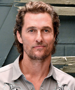 Matthew McConaughey Spends Birthday Passing Out 4,500 Turkeys