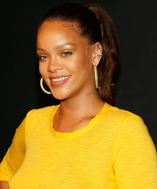 Rihanna's Color Is Officially Canary Yellow