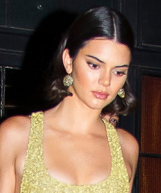 We Can't Get over Kendall Jenner's Skin Tight Mini