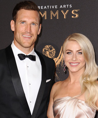 Julianne Hough and Brooks Laich's Married Red Carpet Debut Was Photobombed by Derek Hough