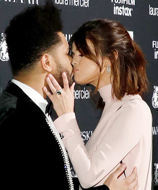 Selena Gomez & The Weeknd Can't Keep Their Hands to Themselves