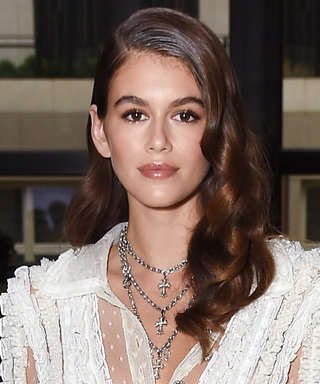 Cindy Crawford's Supermodel Daughter = Stunning in This Frilly Mini (Duh)