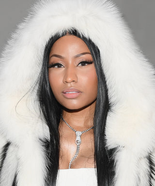 Nicki Minaj Wore a Fur Coat to NYFW, Is Totally Unaffected by Real Time Heat