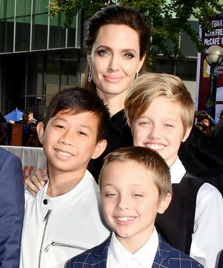 Angelina Jolie's Kids Made the Cutest Red Carpet Dates