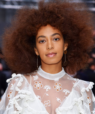 Don't Adjust Your Screen: Solange Knowles Just Went Platinum Blonde