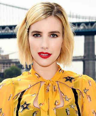 Emma Roberts Wore a Sheer Prairie Dress and We're in Love