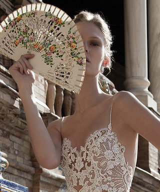 "5 ""Naked"" Wedding Dresses That Aren't Trashy"