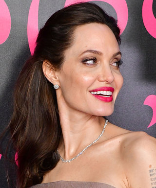 Angelina Jolie's Six Kids Supported Mom with This Symbolic Accessory