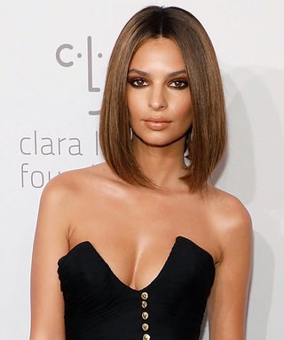 Yep, Emily Ratajkowski Carried a Drawstring Bag on the Red Carpet