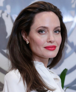 Here's What Angelina Jolie Would Wear to the Office