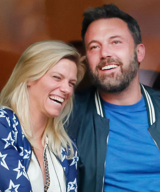 Ben Affleck Played Supportive Plus-One to Girlfriend Lindsay Shookus at the Emmys