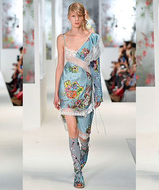 Anya Hindmarch's 70s Housewives + Dreamy Florals At Preen: Here's Day 3 At LFW