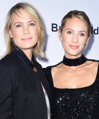 Robin Wright and Her Daughter Look Like Twins at the Emmys