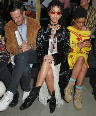 The FROW Looks We Need To Talk About From London Fashion Week SS18