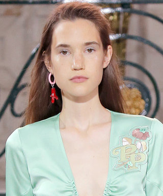 Pastels Are the Prettiest Trend at London Fashion Week
