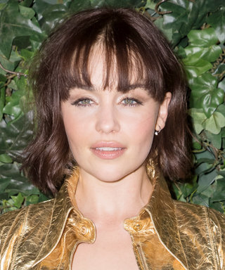 Emilia Clarke Just Went Khaleesi Blonde IRL