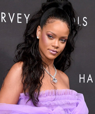 Rihanna's Frilly Cupcake Dress Is What Dreams Are Made Of