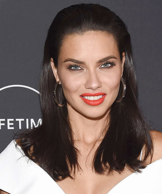 Victoria's Secret Angel Adriana Lima Defies Aging with $6 Mascara and Avocados