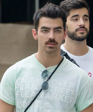 Joe Jonas and Sophie Turner Step Out in Coordinating Kicks