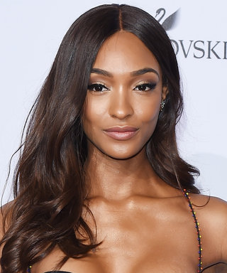 Jourdan Dunn Is the Ultimate Babe in This Sexy Fringe Dress