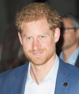 Prince Harry Is All Smiles Ahead of His First Public Appearance with Meghan Markle