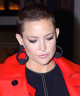 Kate Hudson's Night out Look = Sleek and Sexy