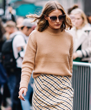 Olivia Palermo Tricked Us and Wore Two Topshop Outfits to Fashion Week