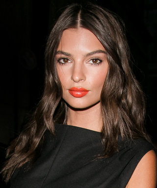 Emily Ratajkowski Covers Up Her Curves for a Demure Night in Paris