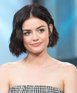 "Lucy Hale Takes Down a Male Twitter User Who Told Her to ""Please Eat a Hamburger"""