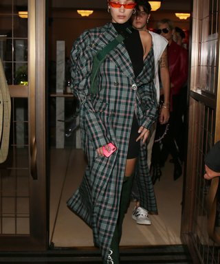 Bella Hadid Just Schooled Us In The AW17 Way To Wear Heritage