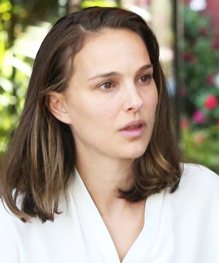 Natalie Portman's Bare-Faced Look Might Actually Take Your Breath Away
