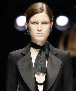How to Recreate Lanvin's NSFW Twist on the Classic Suit