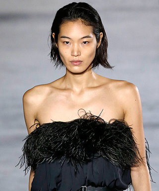 Feathers Are Here to Stay, As Told by Paris Fashion Week Runways