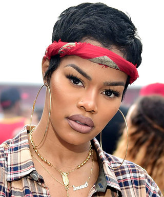 Here's How Teyana Taylor Removes Hair Down There for High-Cut Suits