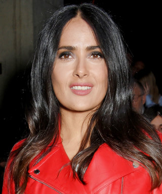 Salma Hayek Looks Totally Different As a Blonde