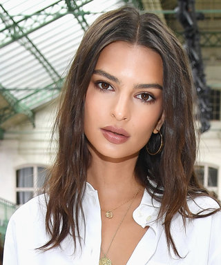 Emily Ratajkowski's Deconstructed Pants Are the Chicest Thing Ever